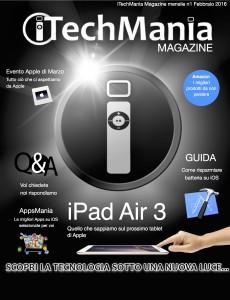 iTechMania magazine n1 Febbraio (trascinato) 1 copia
