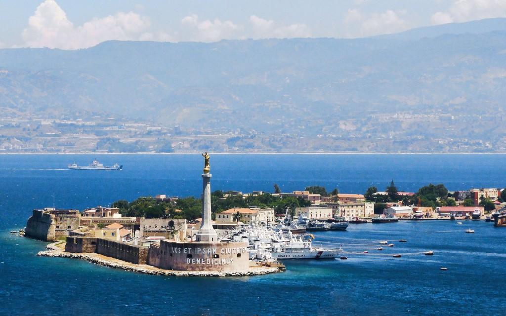 FlyOver Messina