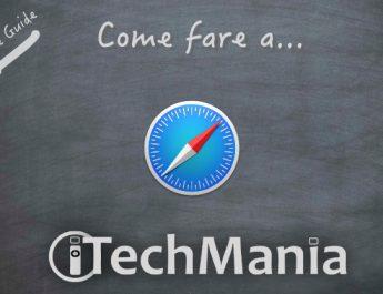 Come velocizzare Safari   Guida iTechMania