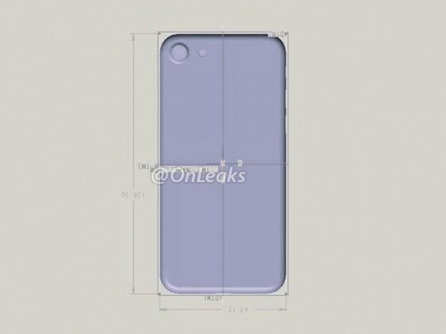 In rete appare il presunto schema dell'iPhone 7