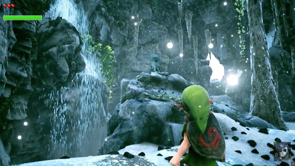 Ocarina of Time con Unreal Engine 4