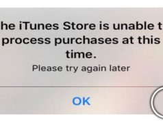 Bug iTunes Store