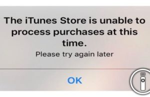 Bug iTunes Store