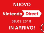 Nintendo direct 8 marzo