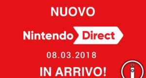 Nintendo direct 8 marzo
