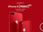 iPhone 8 rosso