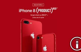 iPhone 8 Plus Red in offerta