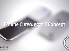 iPhone curvo