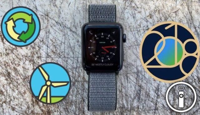 Medaglie Apple Watch