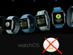 WatchOS beta 1 ritirato