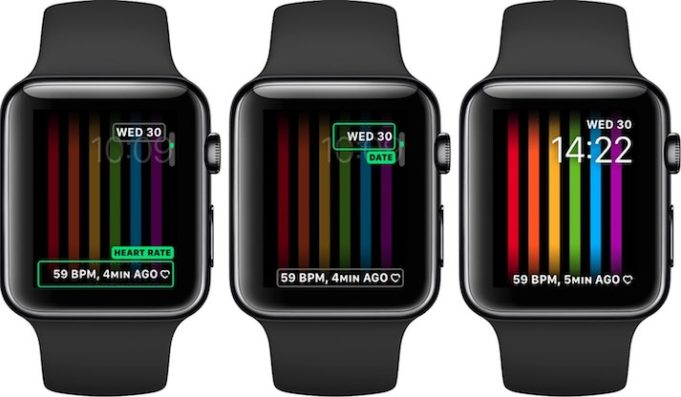 watch face pride