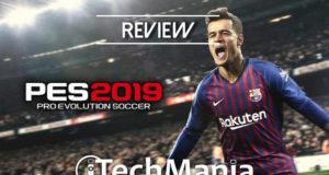PES 2019 recensione