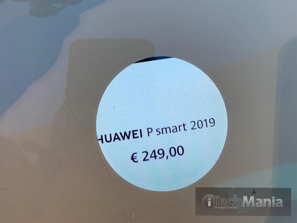 Huawei P smart 2019 - itechMania