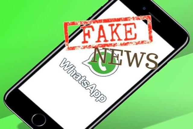 Fake news su Whatsapp