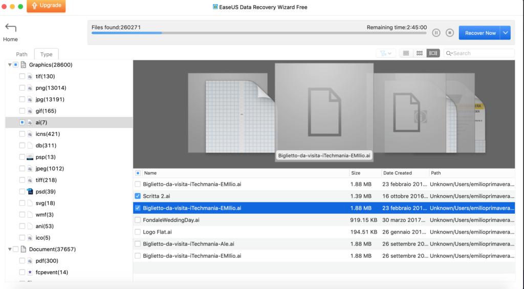 Come recuperare file cancellati gratuitamente
