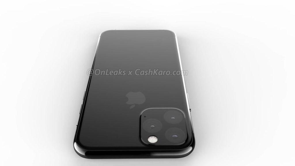 iPhone 2019 render