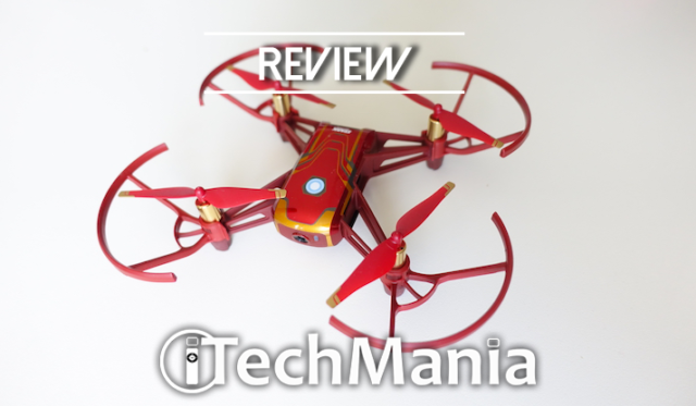 Drone Tello IRON MAN