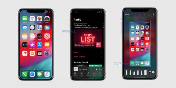 iOS 13 Screenshot
