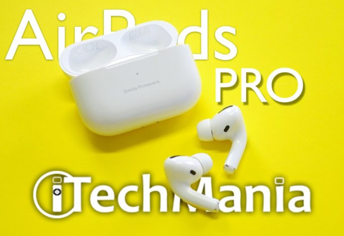 Airpods Pro Unboxing itechmania