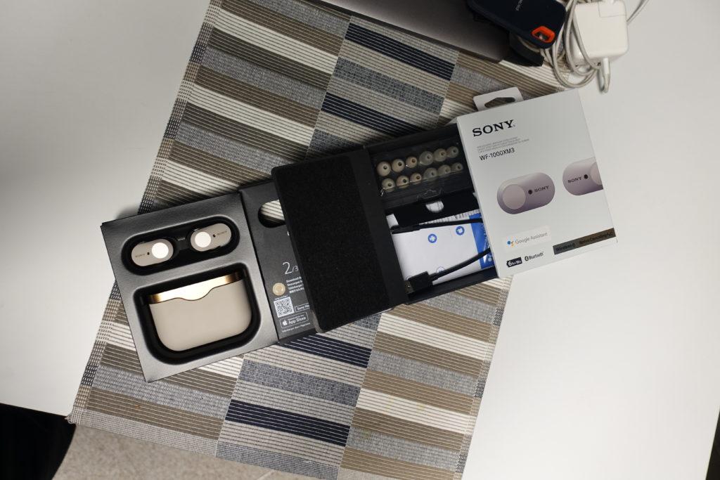 Recensione Sony WF-1000XM3