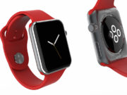 Apple Watch plastica