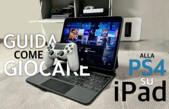 PS4 su iPad e iPhone