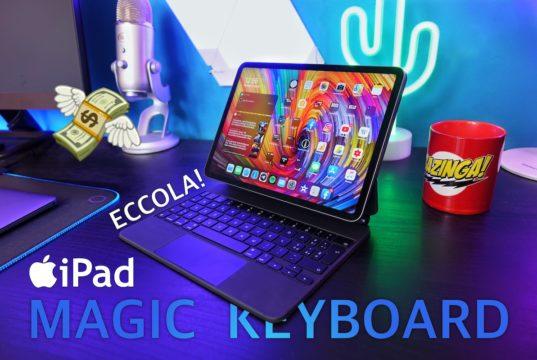 Magic Keyboard iPad Pro Recensione