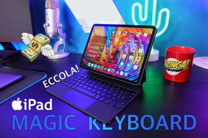 Magic Keyboard iPad Pro Recensione