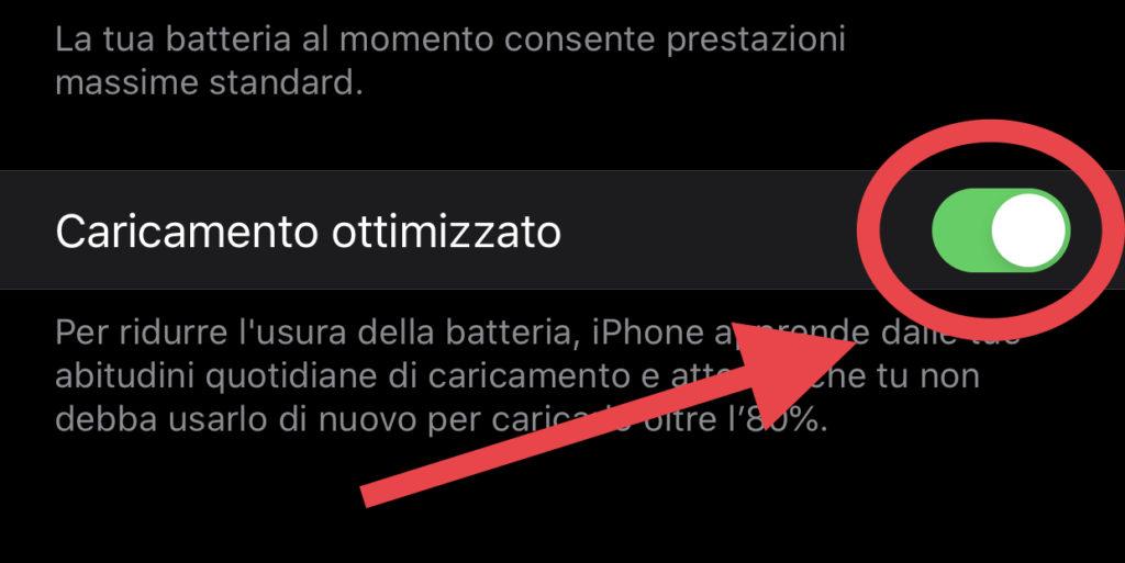 Risparmiare Batteria iPhone
