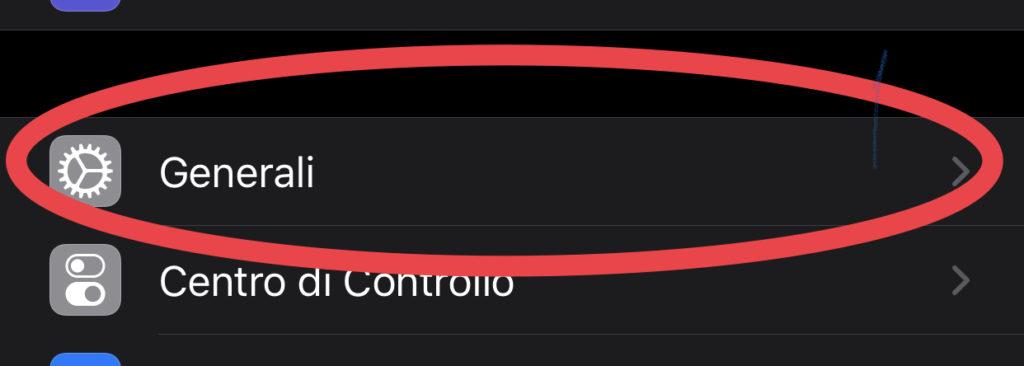 Batteria iOS 13