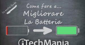 migliorare la batteria iPhone