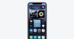 widget iOS 14