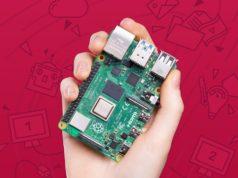 Raspberry Pi: piccola e sta nel palmo di una mano