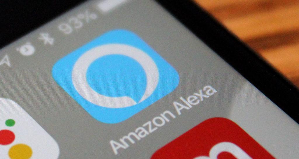 Alexa iPhone