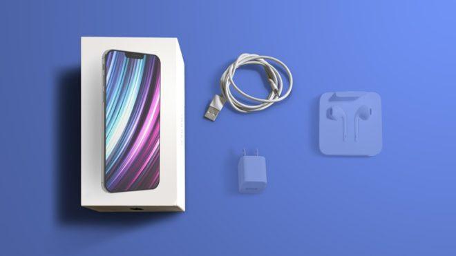confezione iPhone 12