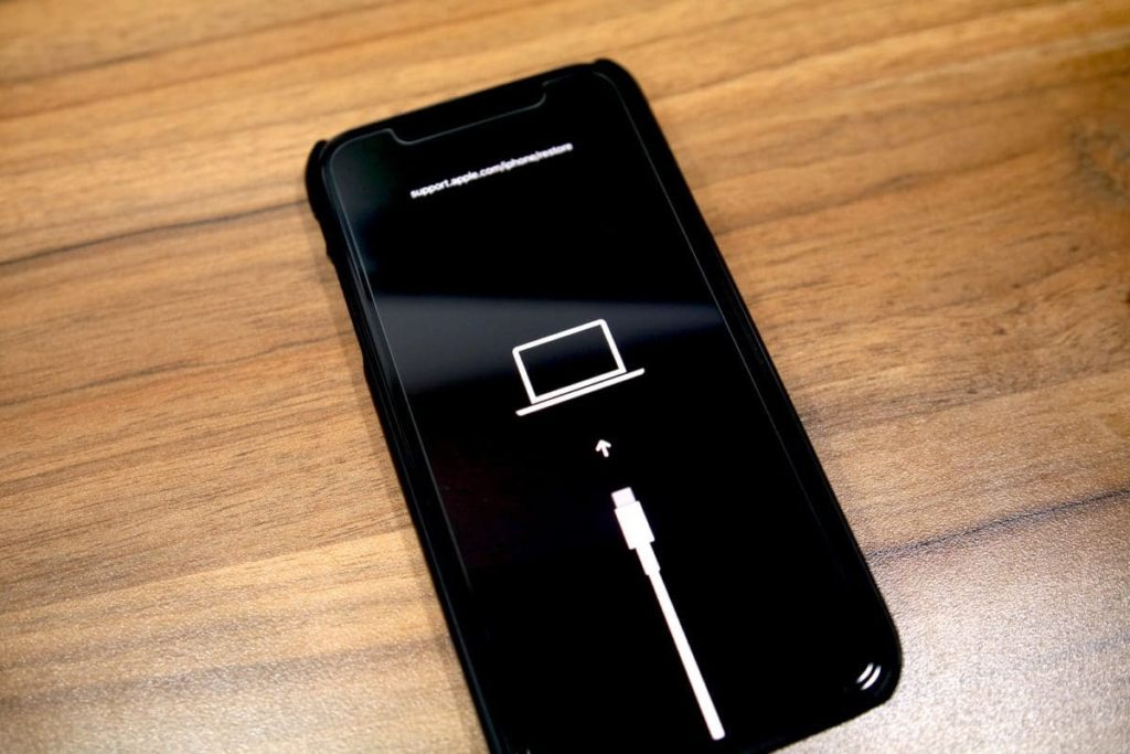 downgrade iOS 14