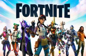 Logo Fortnite