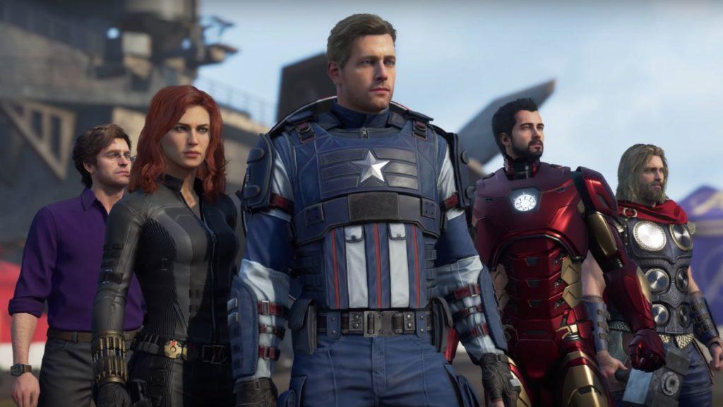 recensione Marvel's Avengers