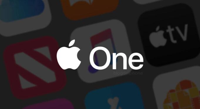 Apple One presentato ufficialmente!