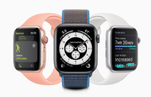 Apple Watch con watchOS 7