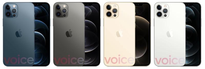 iPhone 12 colori