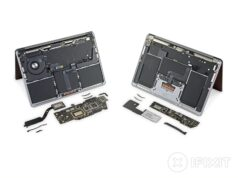 teardown MacBook