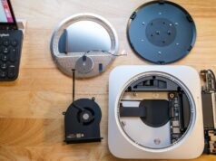 mac mini teardown