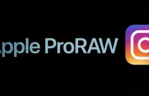 Instagram ProRaw
