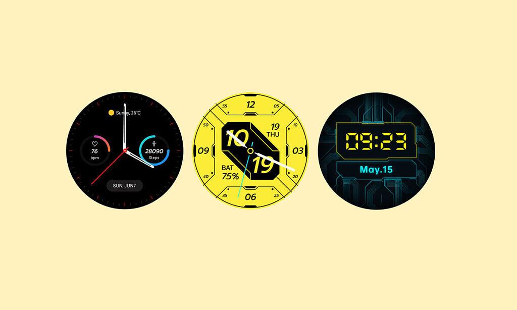 One Plus Watch