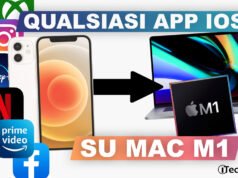 iapp iOS su Mac M1