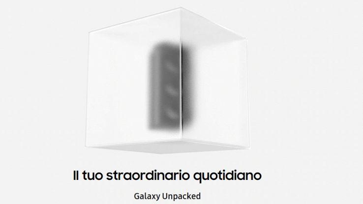 Evento Samsung il 14 gennaio, ora è ufficiale: attesi i Galaxy S21