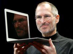 Steve Jobs Trump