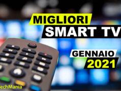 migliori smart TV