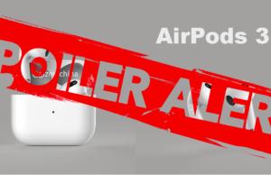 AirPods 3 design